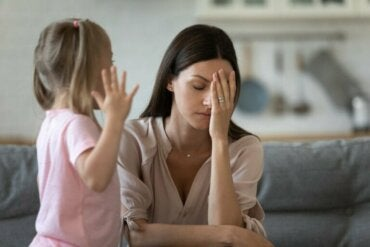 Je ne supporte pas que mon enfant se mette en colère