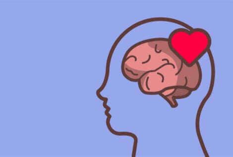 Une illustration représentant le contrôle émotionnel.