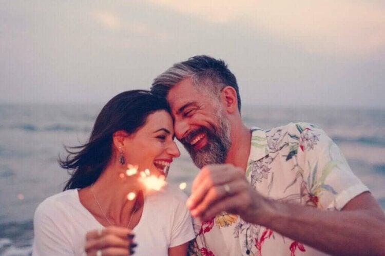 Le passé n'empêche pas de reformer un couple
