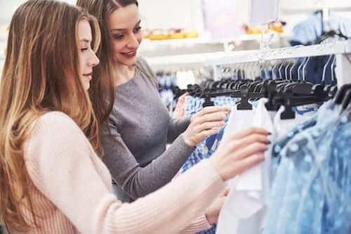 L'influence de la musique dans les magasins de vêtements