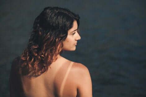 La tanorexie, l'obsession du bronzage.