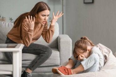 Manque de patience avec les enfants : pourquoi ?