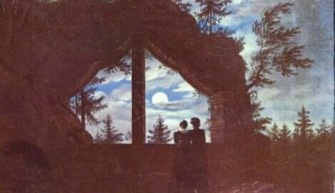 Le peintre Carl Carus.