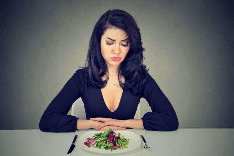 Phobies alimentaires : j'ai peur de manger, mais pas à cause du poids