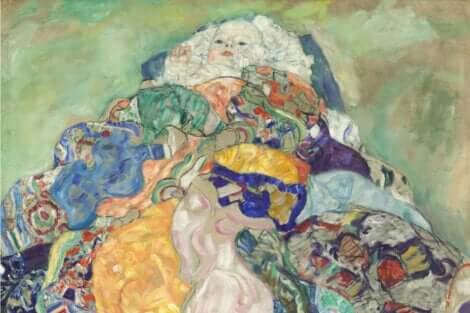 Le bébé de Klimt.