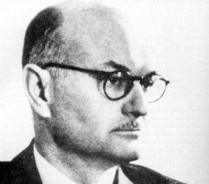 Edward Tolman, psychologue cognitivo-comportementaliste.