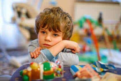 Ce qui se cache derrière un enfant découragé