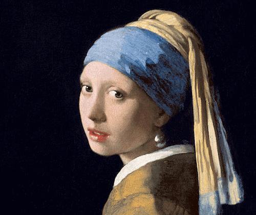 Vermeer et La Jeune Fille à la Perle