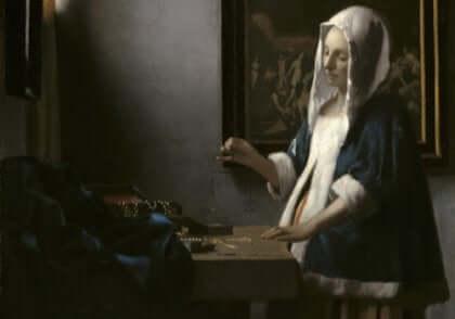 Les peintures de Vermeer.