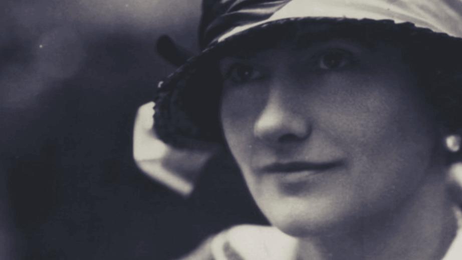 Une photo de Coco Chanel.
