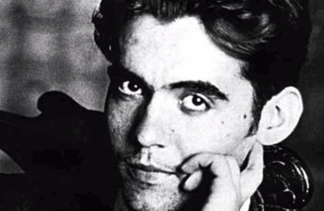 5 merveilleuses citations de Federico García Lorca