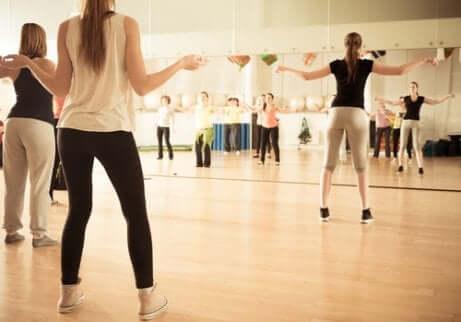 La thérapie par la danse et par le corps.