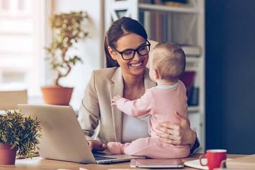 Travail à domicile : concilier vie professionnelle et vie personnelle