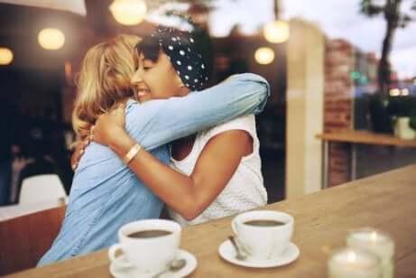 L'importance d'un ami.