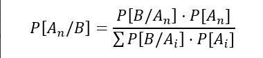 théorème de Bayes