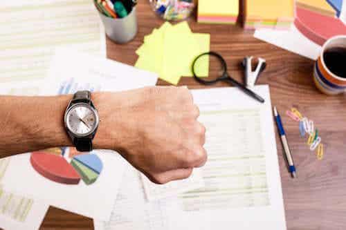 Quelles heures augmentent la productivité ?