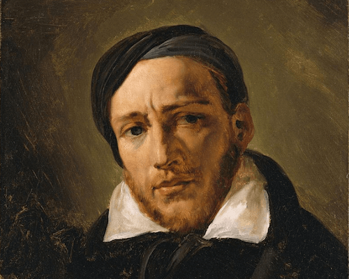 Théodore Géricault, l'artiste d'un naufrage