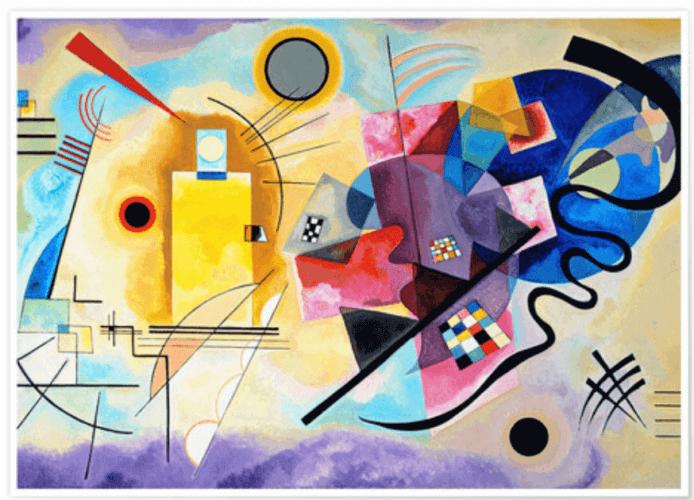 Wassily Kandinsky, une vie autour de la couleur