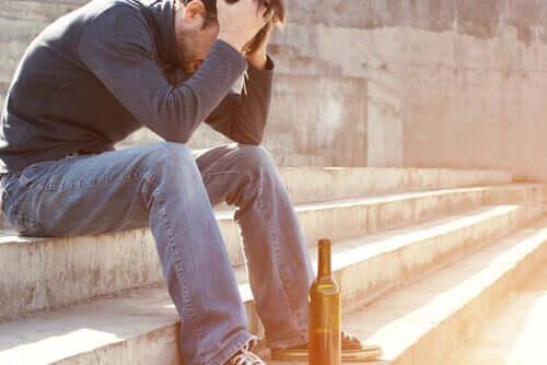 Black-out ou amnésie partielle après avoir bu de l'alcool