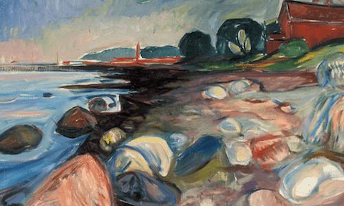 5 citations d'Edvard Munch