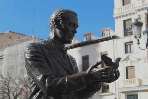 Les oeuvres de Lorca.