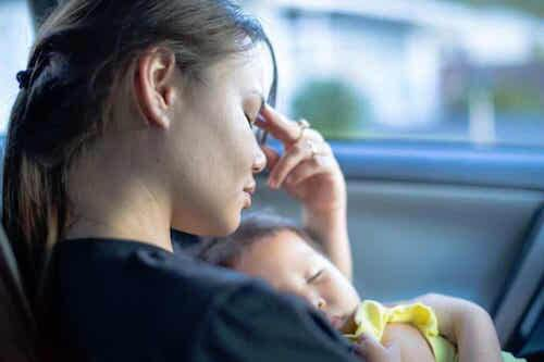 Les tâches des mères célibataires.