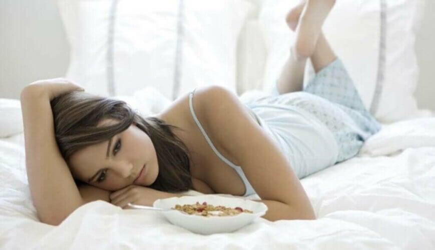 Dépression et troubles de l'alimentation, très fréquents en temps de crise