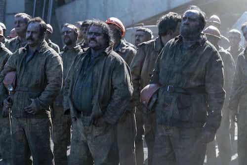 Les héros de Tchernobyl.