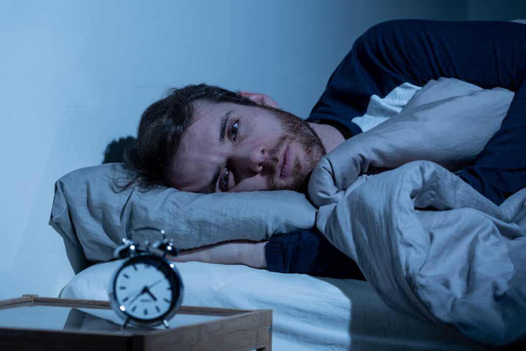 Trouble du sommeil.