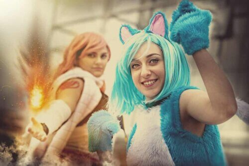Le cosplay.