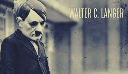 Walter C. Langer, le psychanalyste freudien qui a dressé l'analyse d'Hitler