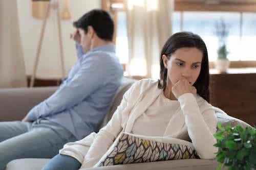 3 façons de rompre la communication avec votre partenaire