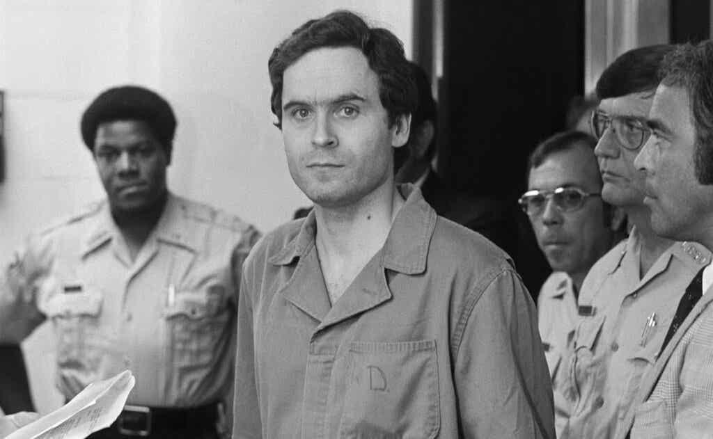 Ted Bundy.