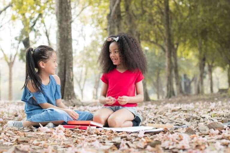 Comment enseigner l'affirmation de soi aux enfants ?