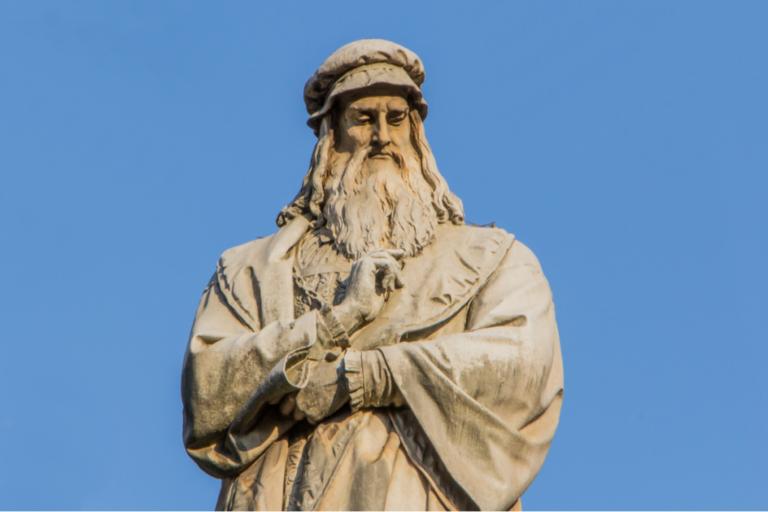 7 faits amusants sur Léonard de Vinci