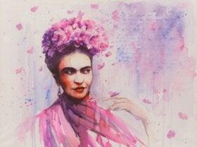 Frida Kahlo, biographie d'une femme amoureuse