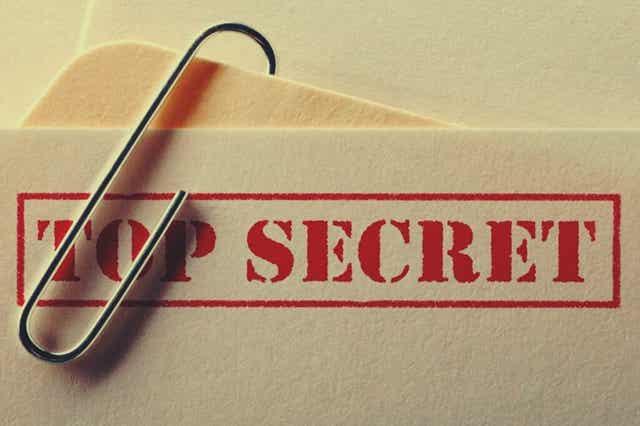 dossier secret