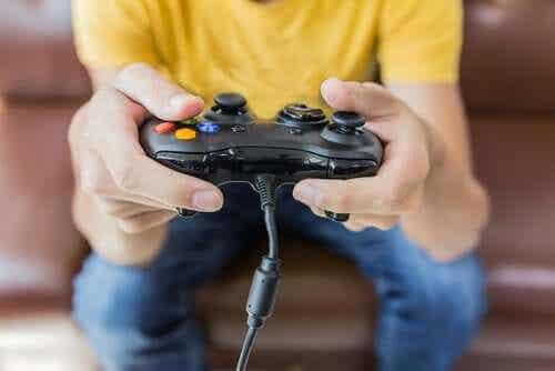 Bienfaits psychologiques des jeux vidéo