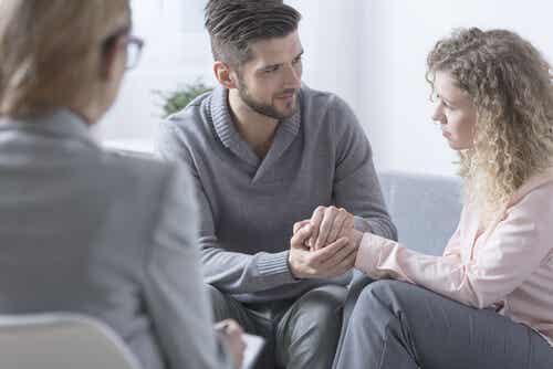 Observation en thérapie de couple.