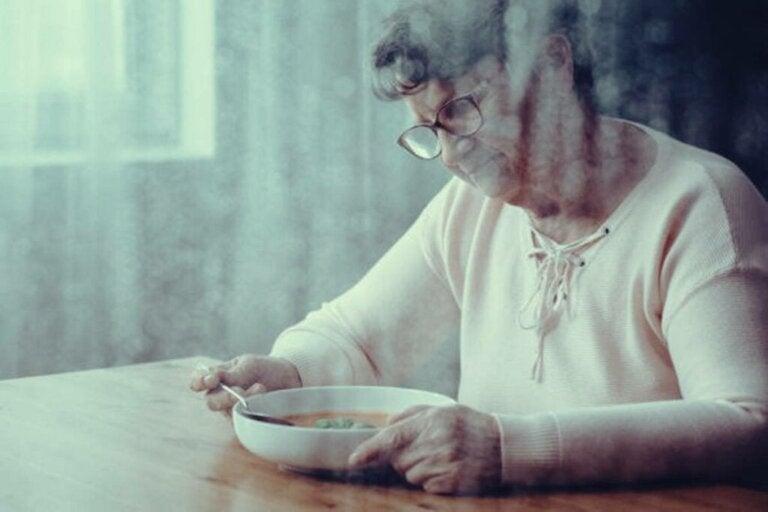 Pourquoi les personnes atteintes de démence ont-elles du mal à avaler de la nourriture ?