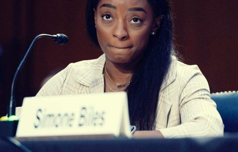 Simone Biles et d'autres gymnastes témoignent de leurs abus sexuels