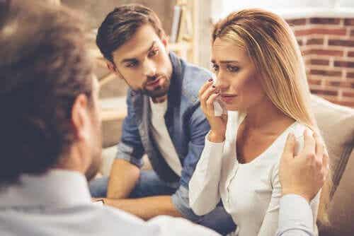 Aspects à évaluer lors de la première séance de thérapie de couple