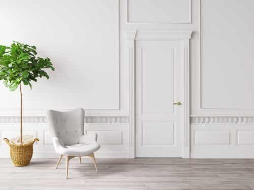 Créer une zone blanche à la maison